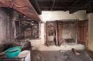 Cociña abandonada.