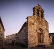 Igrexa parroquial de San Xiao de Ventosa.