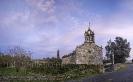 Igrexa parroquial de San Xoán de Santeles.