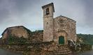 Mosteiro de San Salvador de Camanzo.