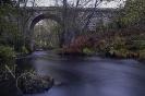 Ponte Nogueira sobre o río Liñares