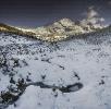 Ancares: Pico Mostallar.