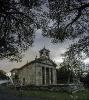 Igrexa parroquial de Santa Mariña de Ribeira.