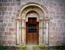 Mosteiro de San Xoán de Caaveiro.