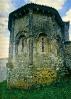 Ousia da igrexa de San Xurxo de Codeseda.